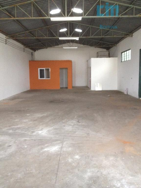 Barracão industrial para locação, Residencial De Lorenzi, Boituva.