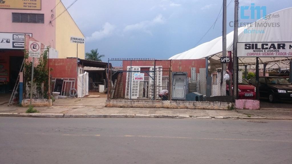 Terreno  comercial à venda, Centro, Boituva.