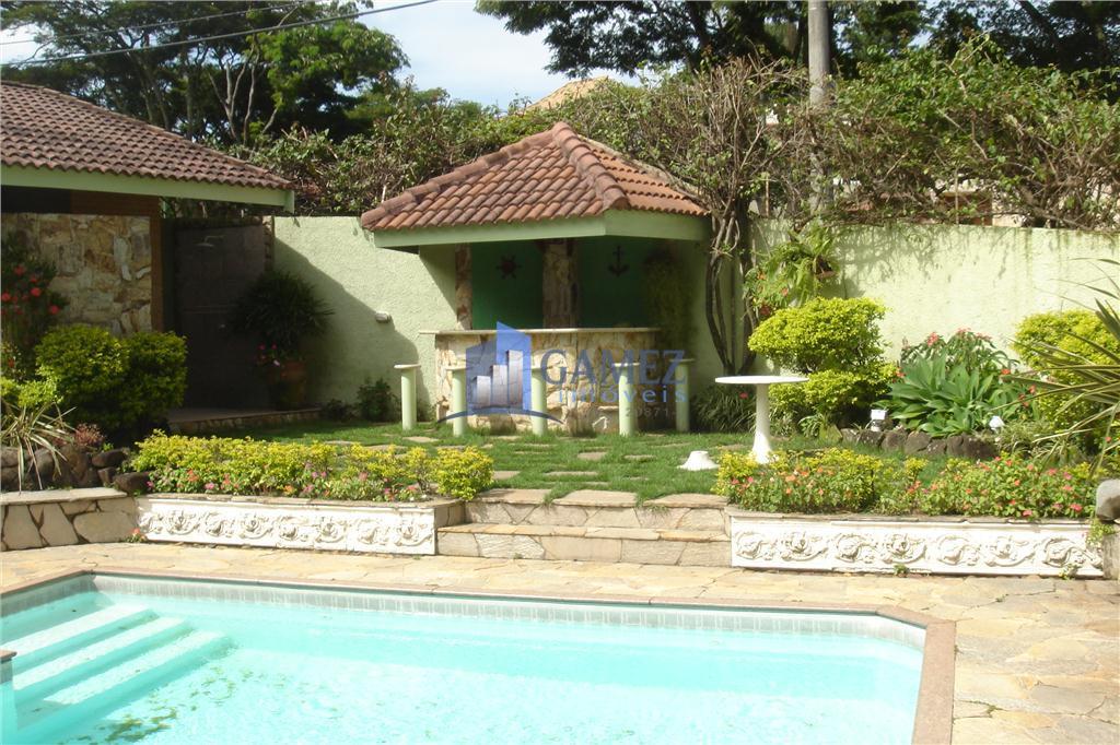 Casa residencial à venda, Vila Santista, Atibaia - CA0033.