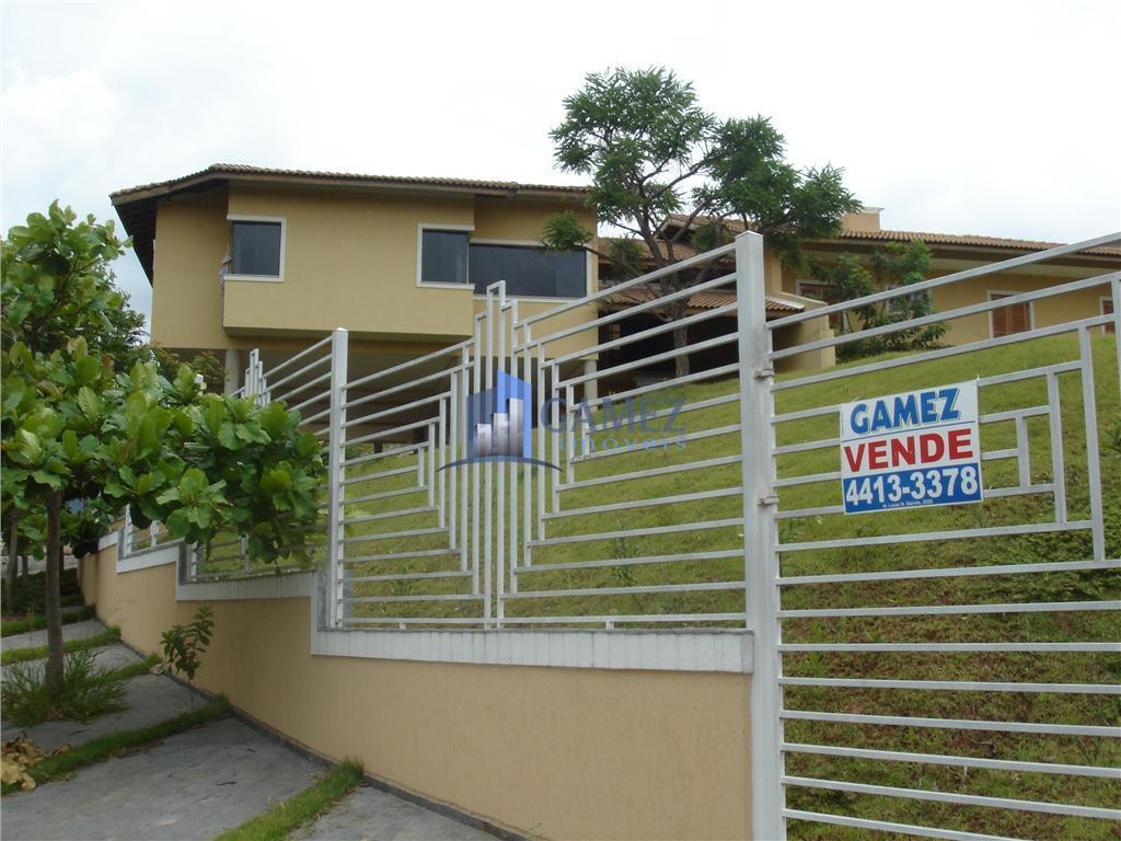 Sobrado residencial para venda e locação, Nova Gardênia, Atibaia - SO0030.