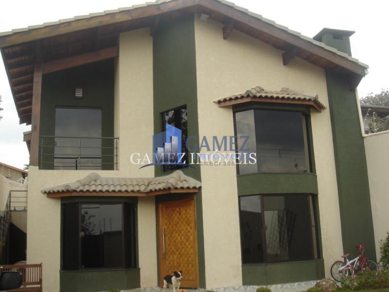 Casa residencial à venda, Jardim dos Pinheiros, Atibaia - CA0137.