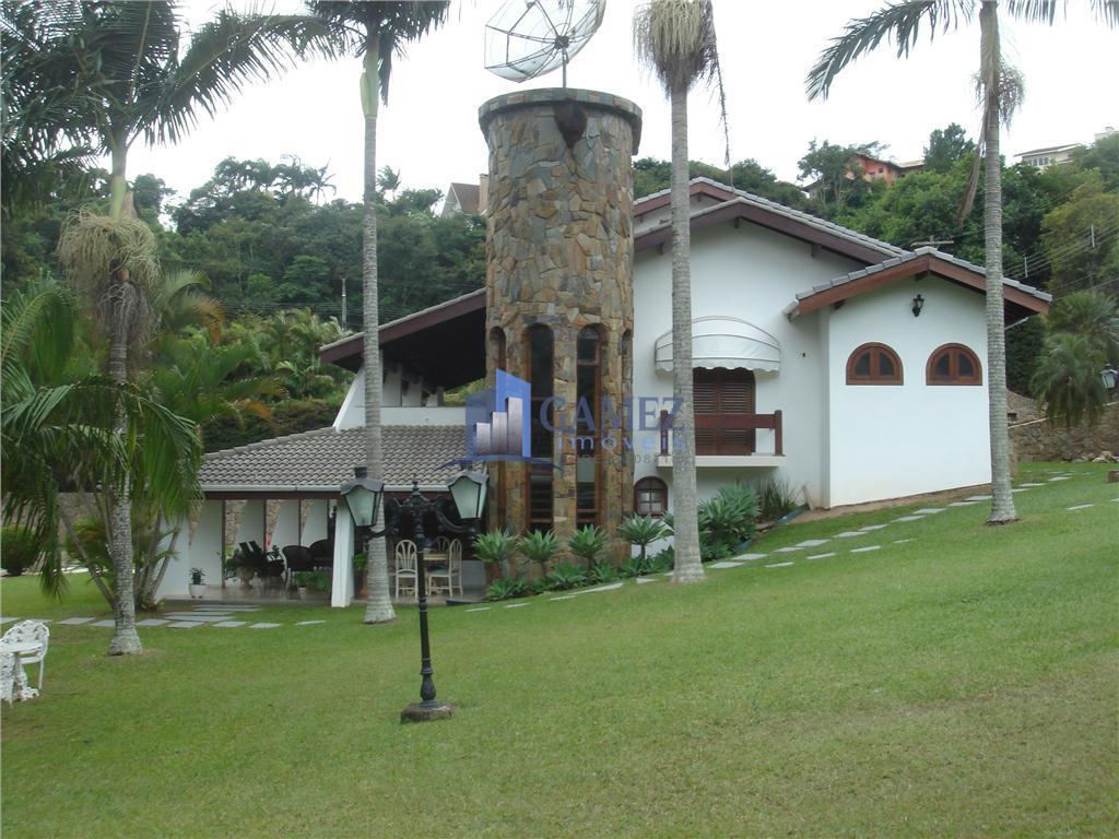 Casa residencial à venda, Condomínio Fechado, Atibaia - CA0232.