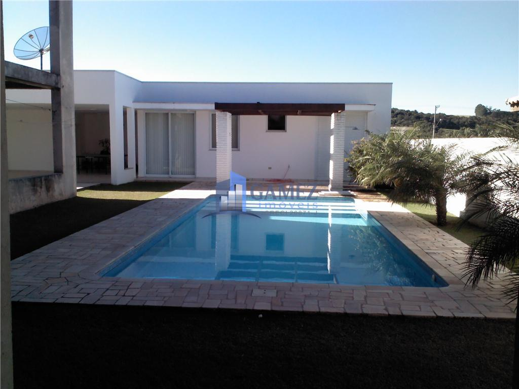 Casa residencial à venda, Condomínio Shambala II, Atibaia - CA0267.