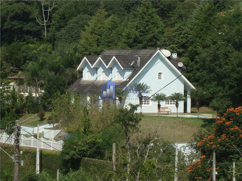 Sobrado residencial à venda, Portal dos Nobres, Atibaia - SO0117.