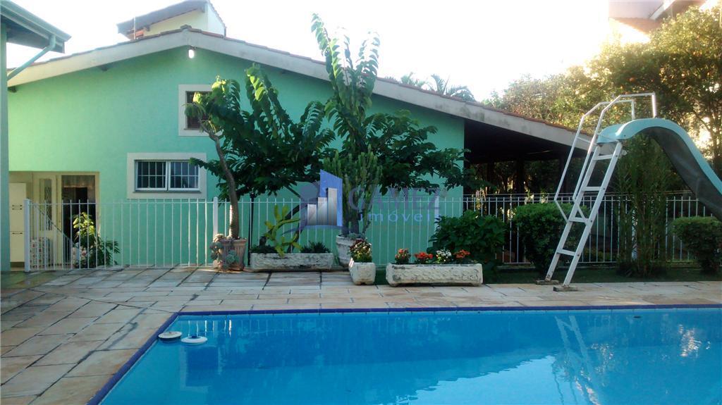Casa residencial à venda, Jardim das Flores, Atibaia - CA0359.
