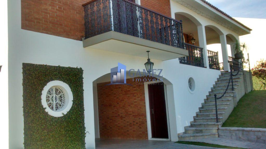 Casa residencial à venda, Nirvana, Atibaia - CA0364.