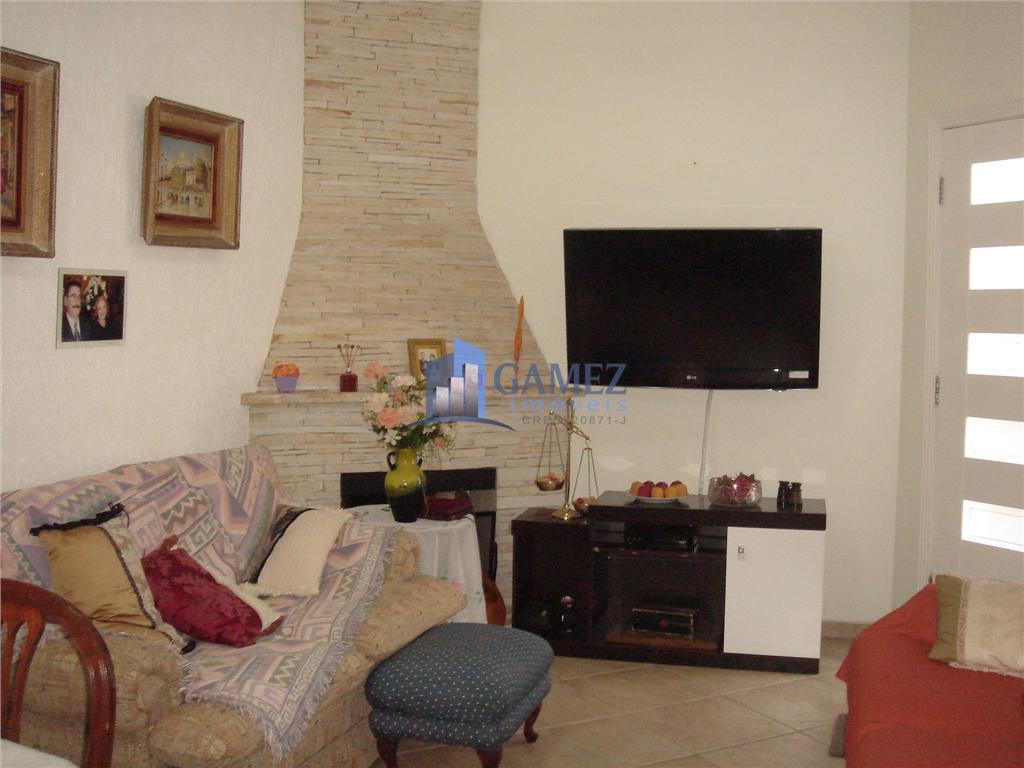 Casa residencial à venda, Vila Santista, Atibaia - CA0369.