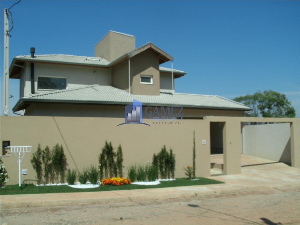 Casa residencial à venda, Parque Residencial Itaguaçu, Atibaia - CA0389.