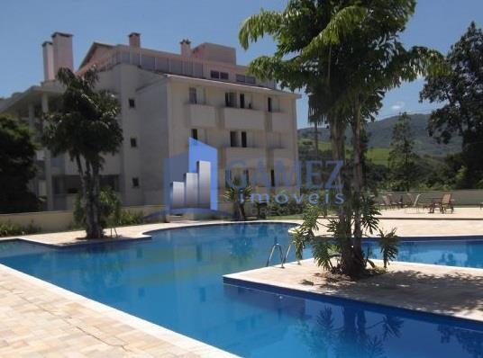 Apartamento residencial à venda, Nova Gardênia, Atibaia - AP0058.