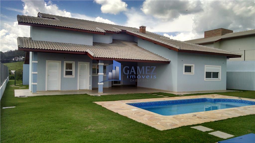 Casa residencial à venda, Guaxinduva, Atibaia.