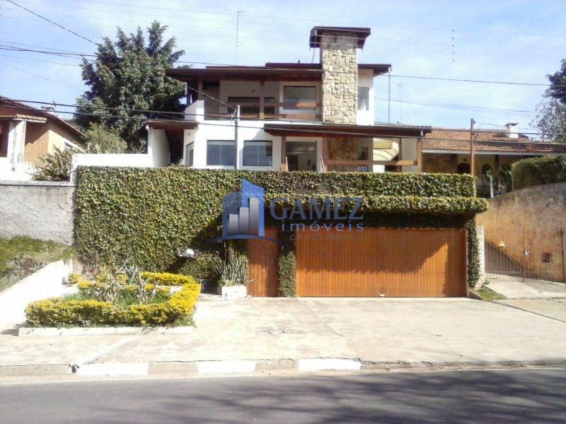 Casa residencial à venda, Vila Petrópolis, Atibaia - CA0467.