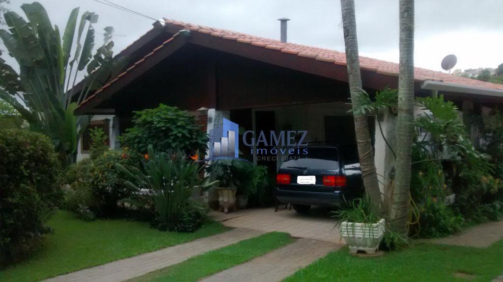 Casa  residencial à venda, Estancia Lynce, Atibaia.