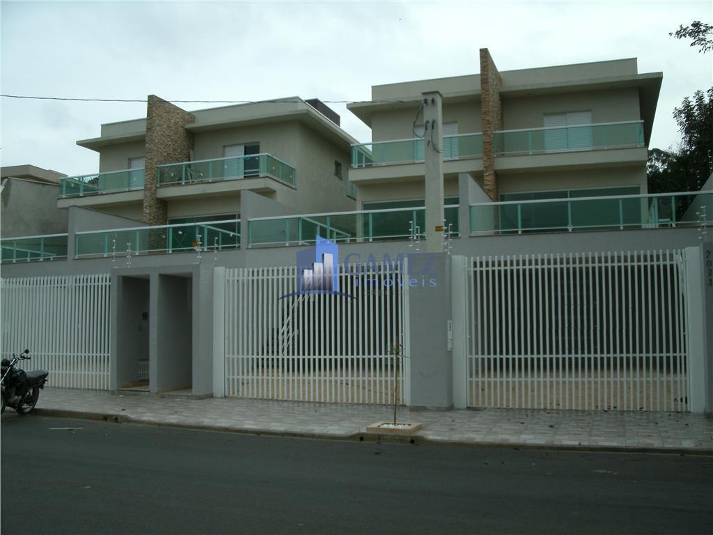 Casa residencial à venda, Jardim Paulista, Atibaia - CA0519.