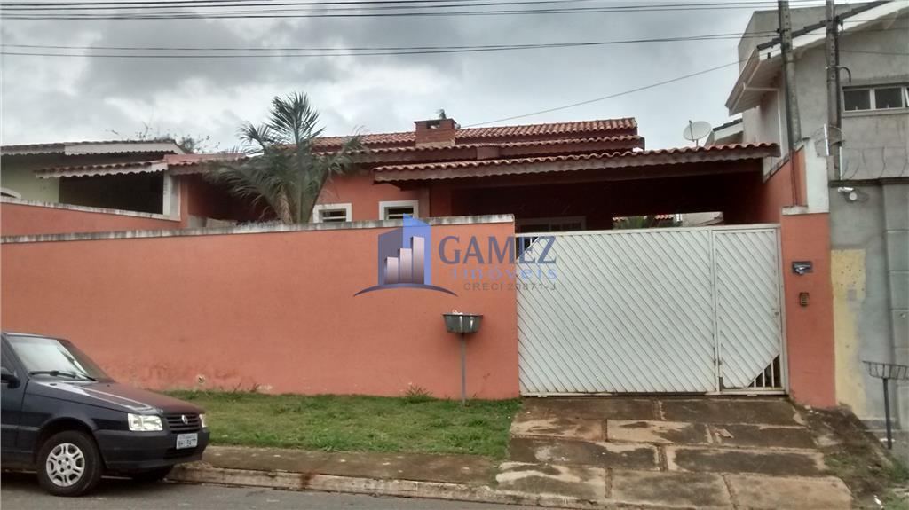 Casa residencial à venda, Jardim dos Pinheiros, Atibaia - CA0522.