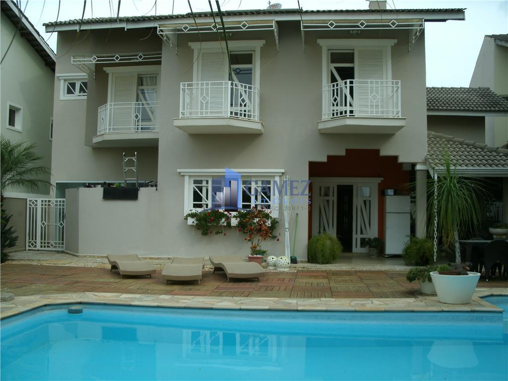 Casa residencial à venda, Vila Giglio, Atibaia - CA0528.
