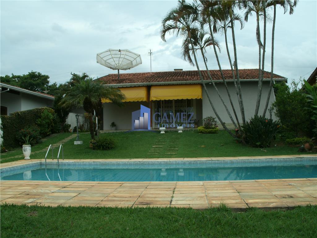 Casa residencial à venda, Vila Giglio, Atibaia - CA0542.