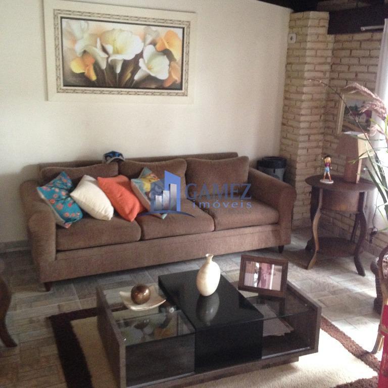 Casa residencial à venda, Condomínio Fechado, Atibaia - CA0552.