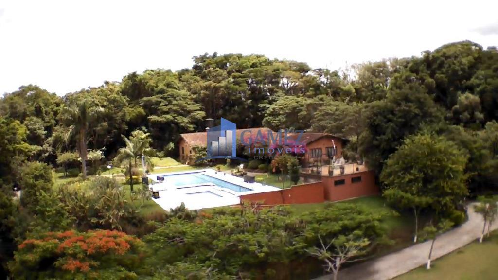 Chácara residencial à venda, Jardim Maracanã, Atibaia.