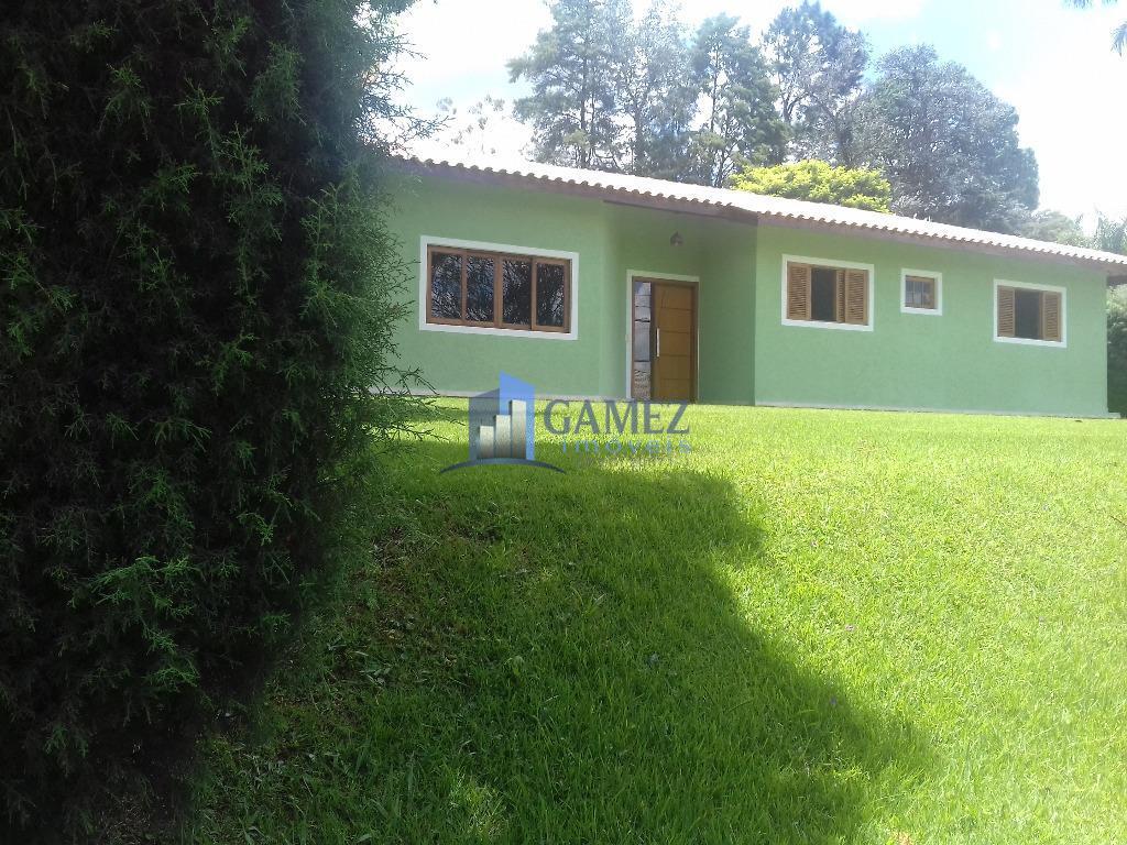 Casa residencial à venda, Usina, Atibaia - CA0570.