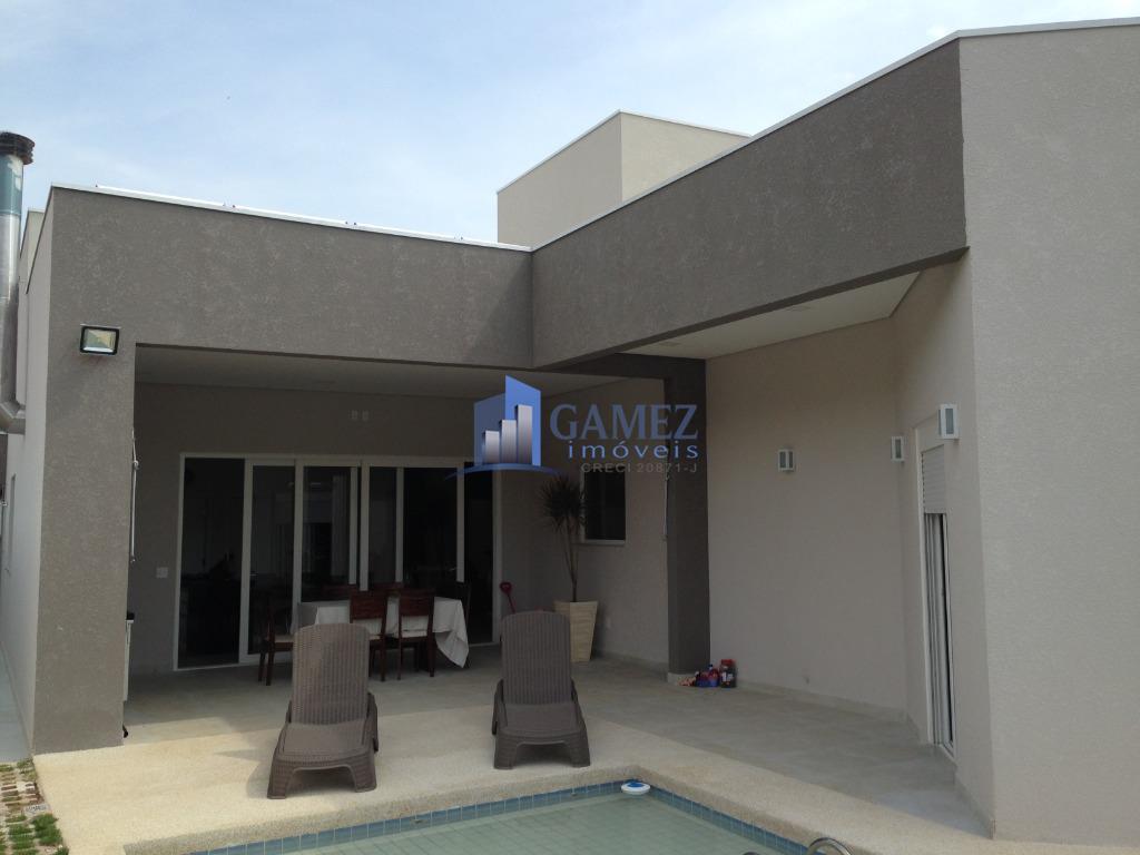 Casa residencial à venda, Condomínio Fechado, Atibaia - CA0564.