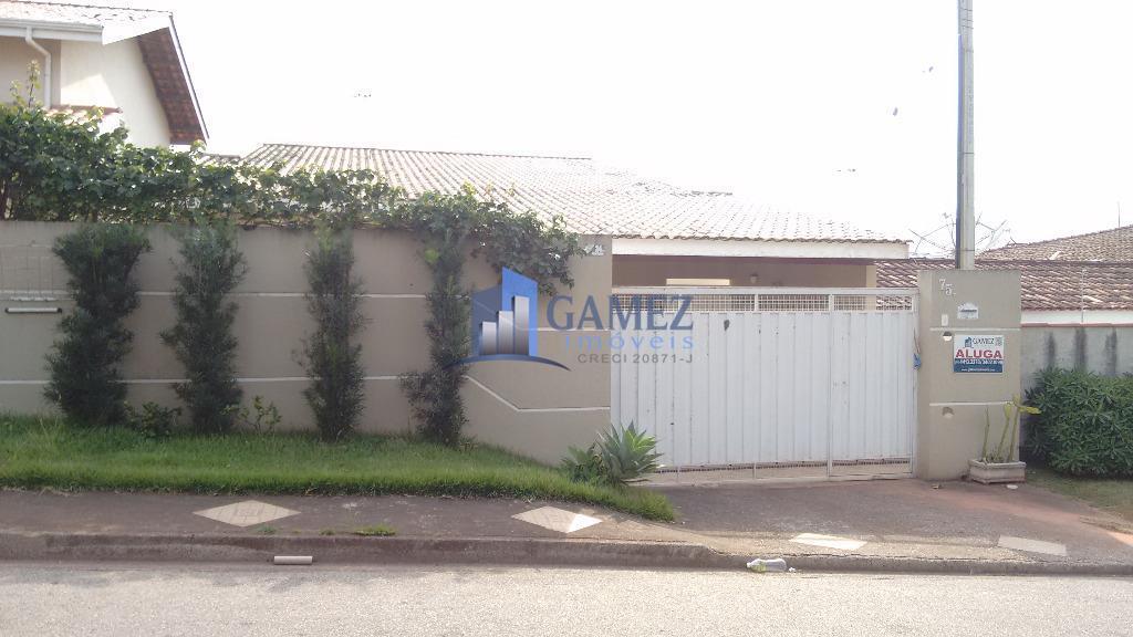 Casa residencial para venda e locação, Jardim do Lago, Atibaia - CA0506.