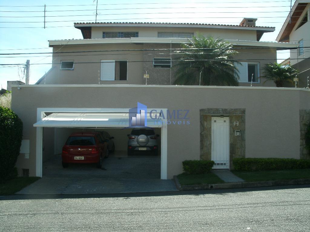 Casa residencial à venda, Jardim Itaperi, Atibaia - CA0146.