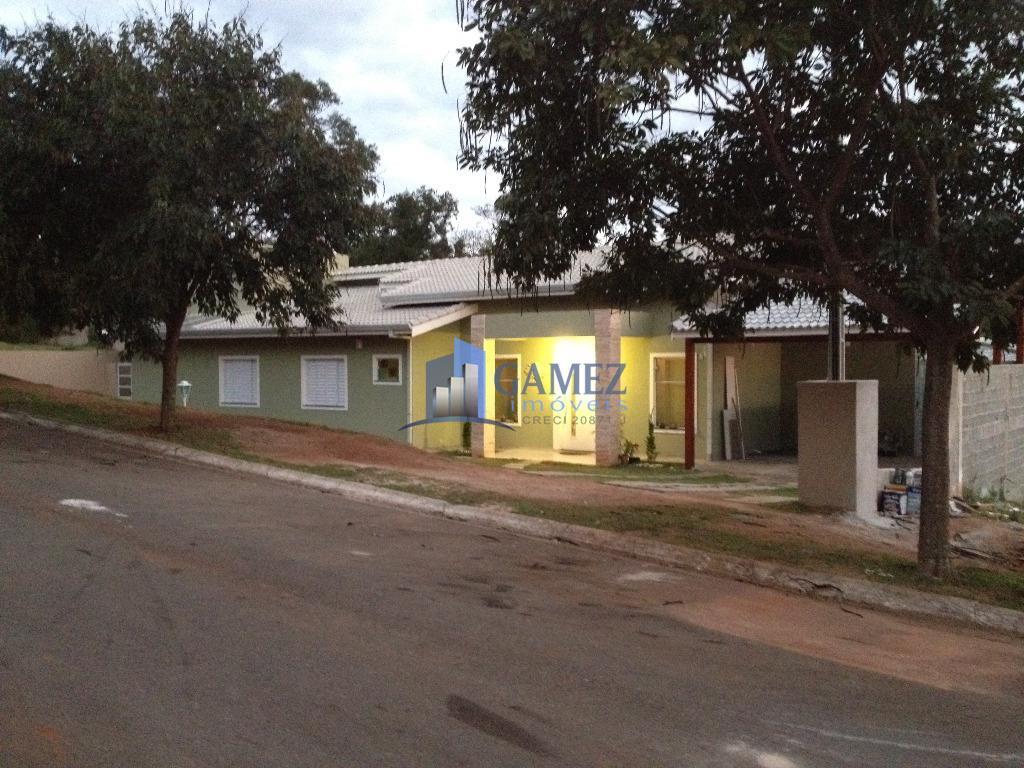 Casa residencial à venda, Condomínio Porto Atibai, Atibaia - CA0594.