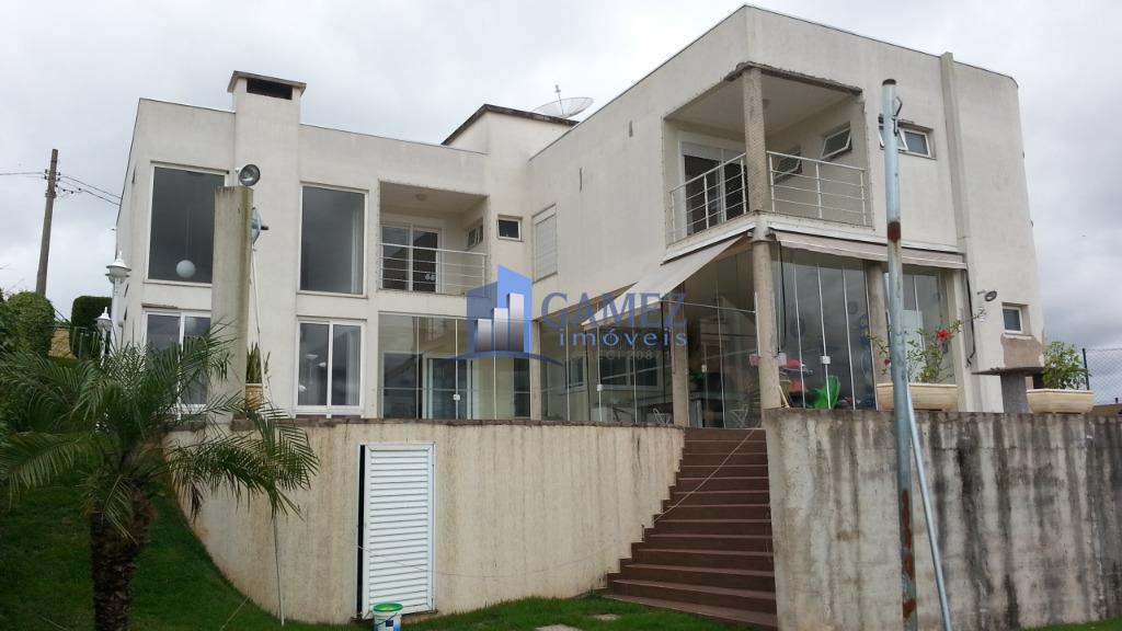 Casa residencial à venda, Condomínio Fechado, Atibaia - CA0601.