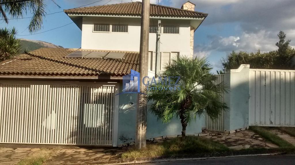 Casa  residencial à venda, Vila Petrópolis, Atibaia.