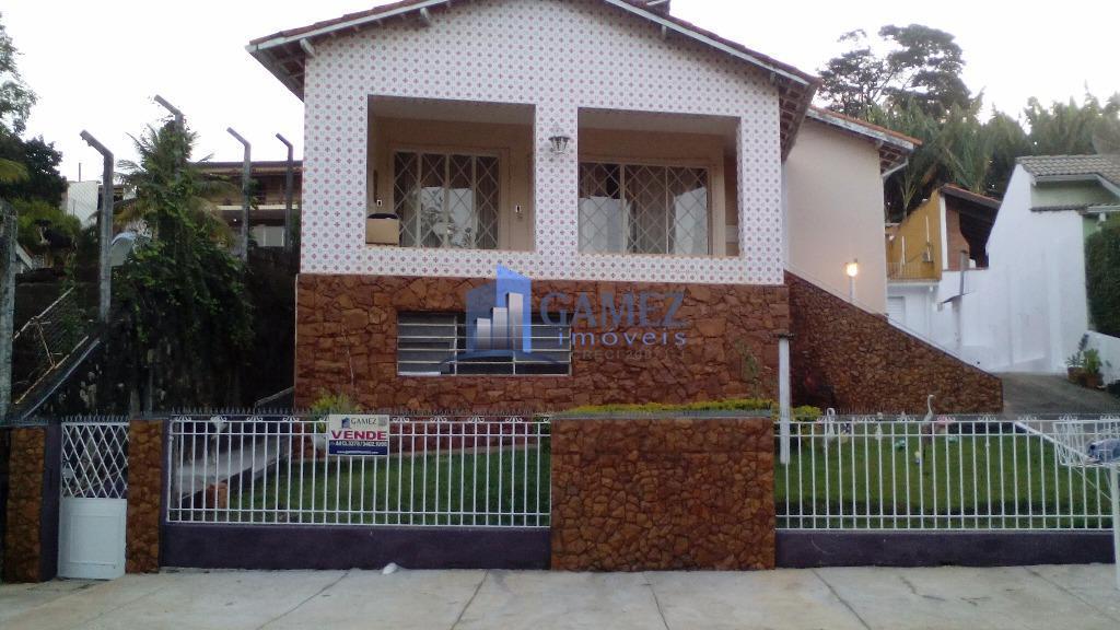 Casa residencial à venda, Jardim Paulista, Atibaia - CA0451.