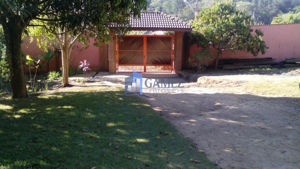 Casa  residencial à venda, Jardim Estância Brasil, Atibaia.