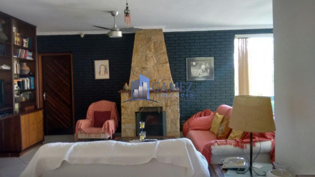 Casa residencial à venda, Vila Thais, Atibaia - CA0658.