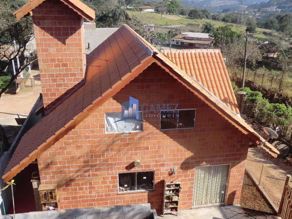 Casa residencial à venda, Retiro Recanto Tranquilo, Atibaia.