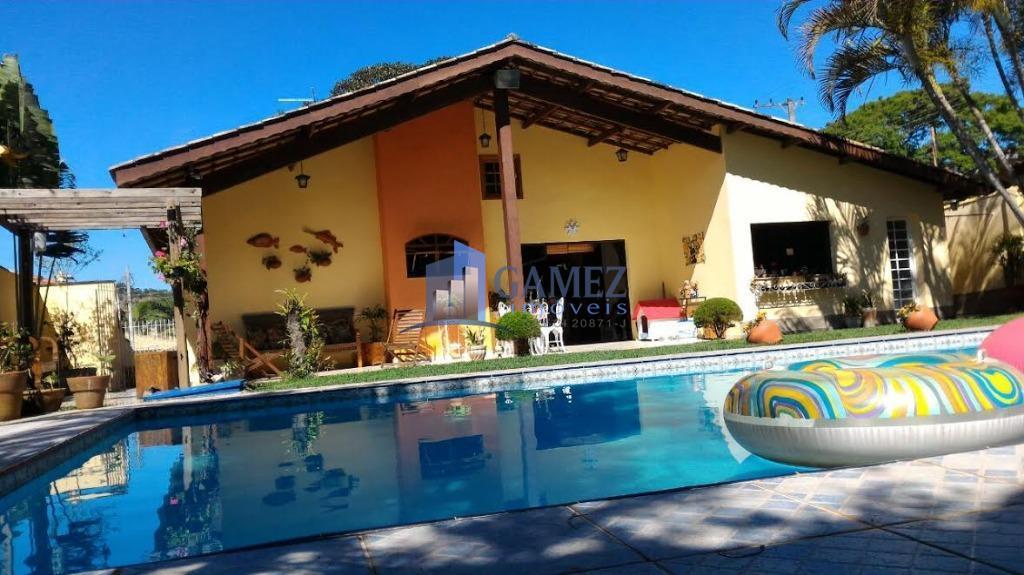 Casa residencial à venda, Vila Esperia Ou Giglio, Atibaia - CA0500.