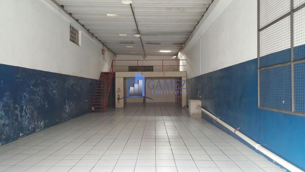 Salão comercial para locação, Alvinópolis, Atibaia.