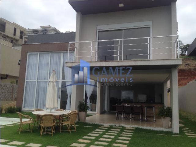 Casa residencial à venda, Condomínio Fechado, Atibaia - CA0690.
