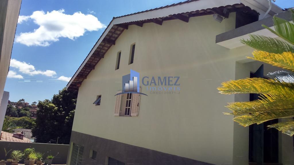 Casa residencial para venda e locação, Jardim Tapajós, Atibaia.