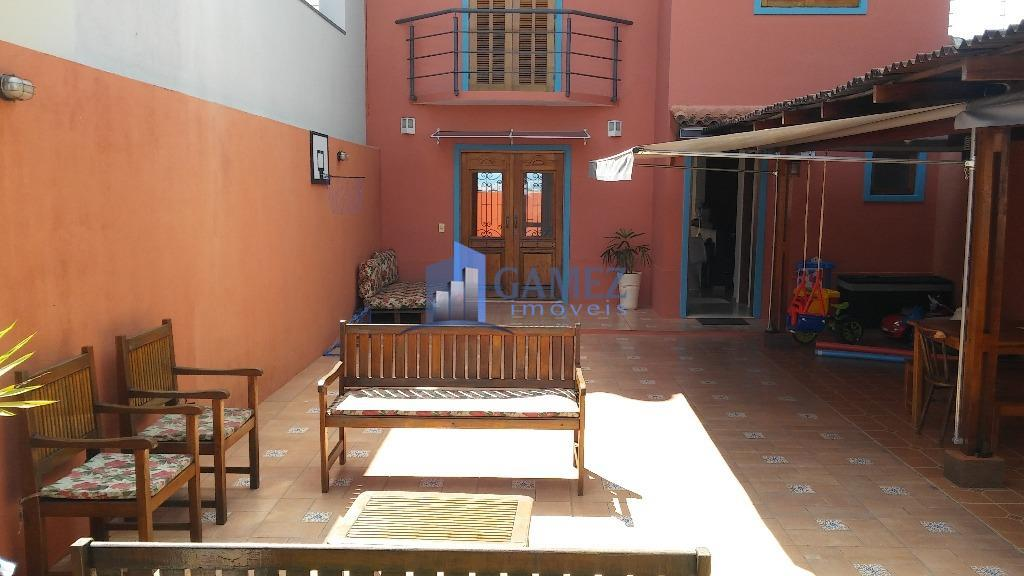 Casa residencial à venda, Vila Olga, Atibaia.