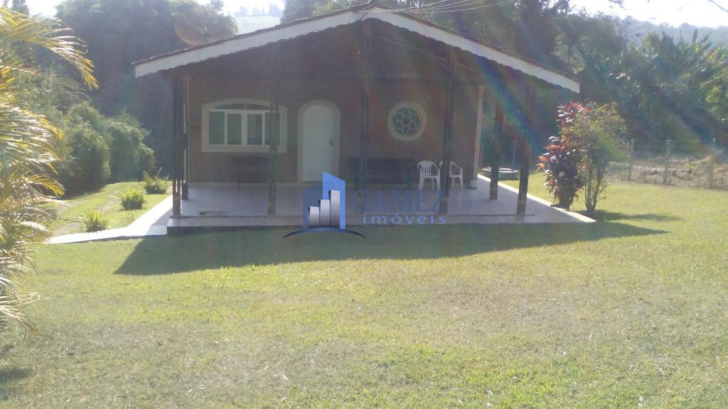 Chácara residencial à venda, Jardim Estância Brasil, Atibaia - CA0776.