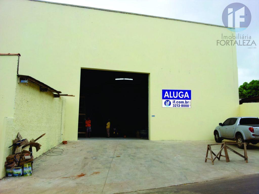 Galpão  comercial para locação, Estação Experimental, Rio Branco.