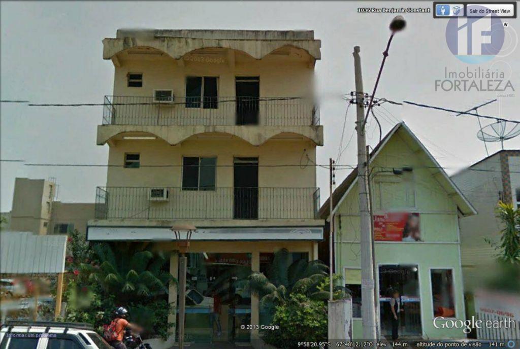 Prédio  comercial para locação, Centro, Rio Branco.