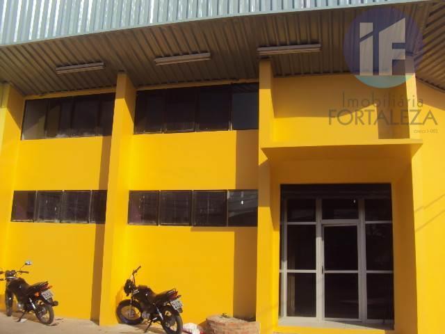 Prédio comercial para locação, Dom Giocondo, Rio Branco.