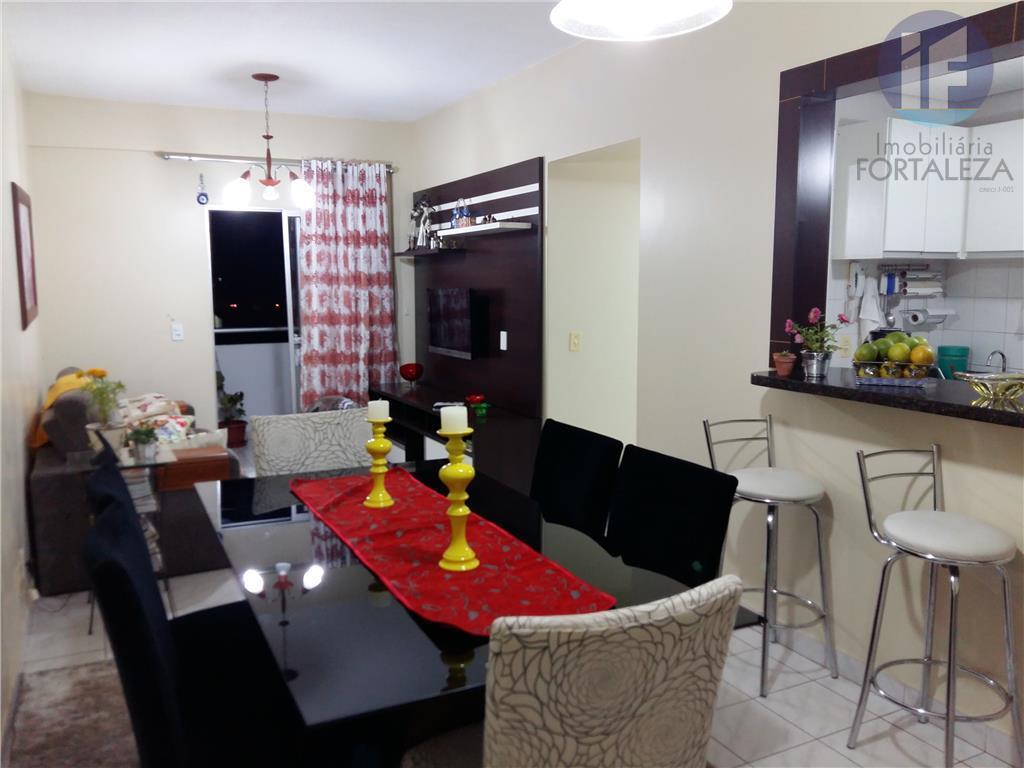 Apartamento residencial à venda, 7º Bec, Rio Branco.