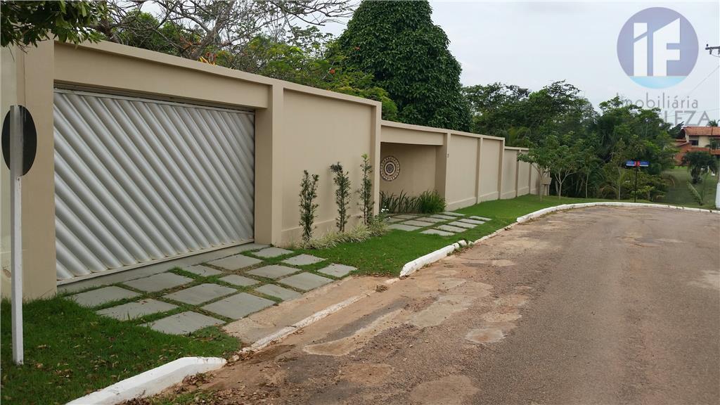 Casa residencial à venda, Chácara Ipê, Rio Branco.