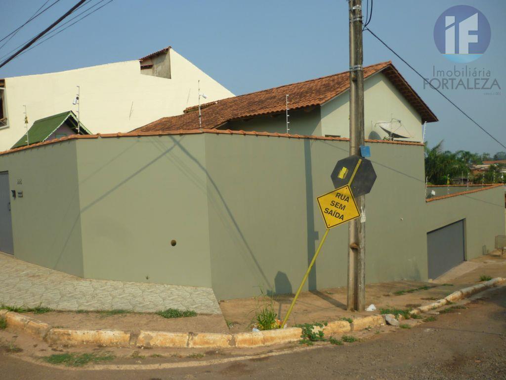 Casa residencial à venda, Loteamento Novo Horizonte, Rio Branco.