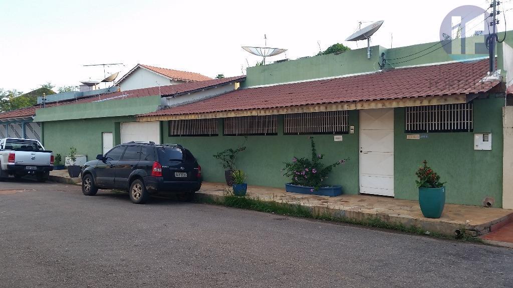 Casa residencial à venda, Morada do Sol, Rio Branco.