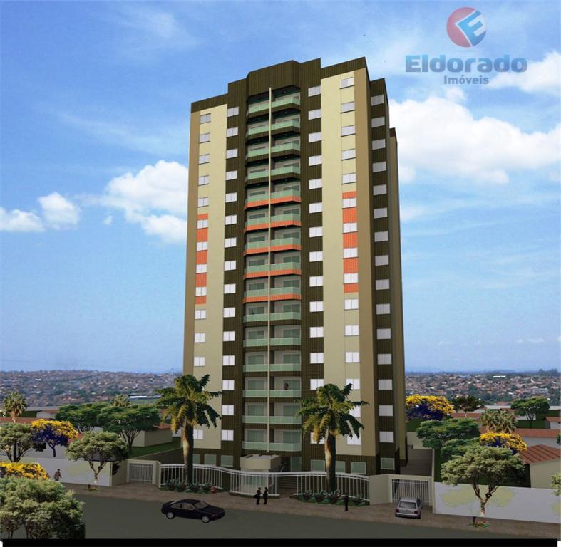 Apartamento Residencial à venda, Jardim Bela Vista, Nova Odessa - AP0374.