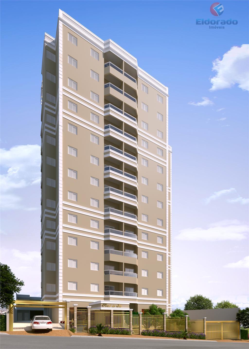Apartamento Residencial à venda, Centro, Nova Odessa - AP0447.
