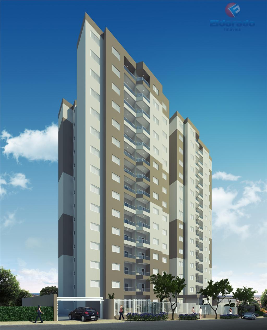 Apartamento Residencial à venda, Green Village, Nova Odessa - AP0448.