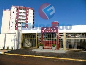 Apartamento Residencial à venda, Planalto do Sol, Sumaré - AP0015.